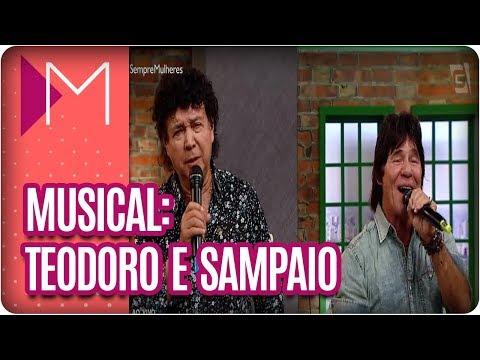 Musical: Teodoro e Sampaio - Mulheres (21/03/18)