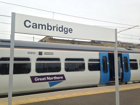 Full Journey On Great Northern (Class 365) From London King's Cross To Cambridge (semi-fast)