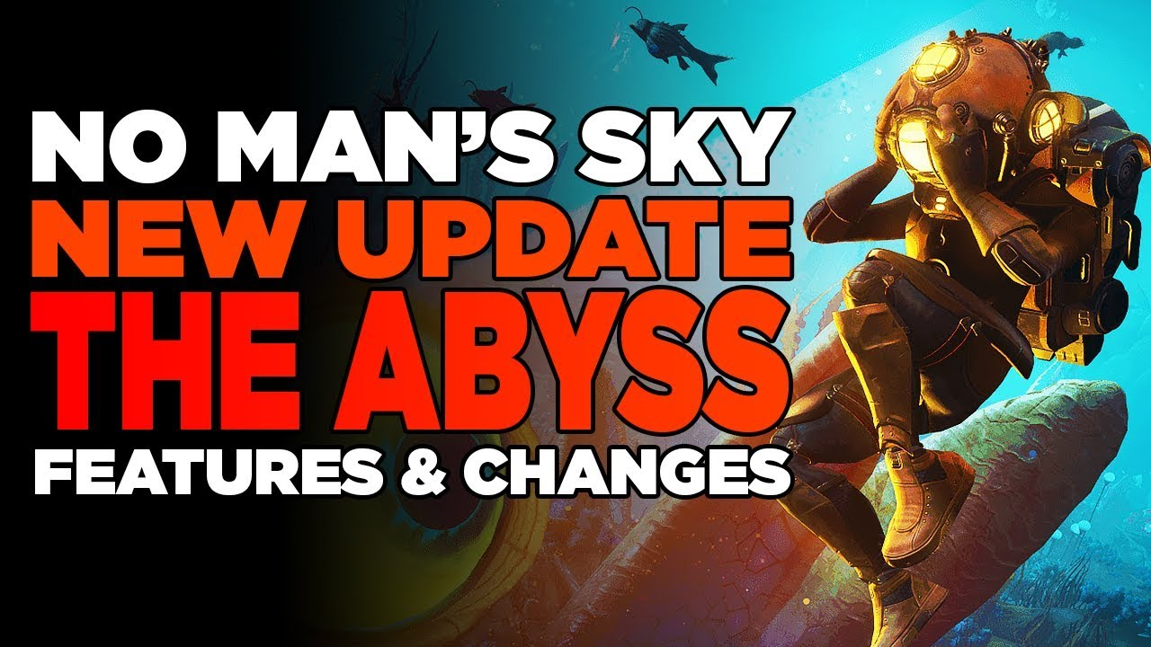 No Mans Sky Review 2020.No Man S Sky The Abyss New Huge Underwater Update New Creatures Biomes Vehicles Story