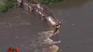 Cedar Rapids Remains a City Under Water