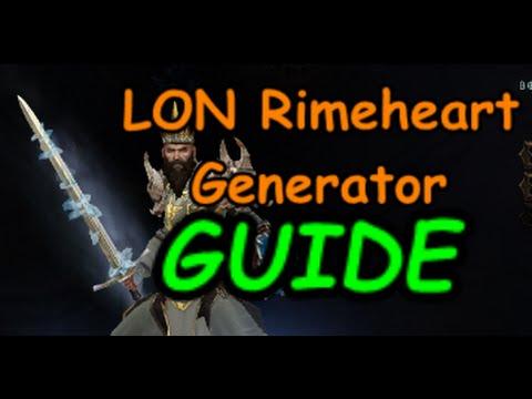 Diablo 3 LON Rimeheart Generator SOLO Monk build guide