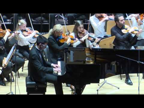 Gershwin's Rhapsody in Blue - Khalid Himmo (Piano) with QPO & Qatar Music Academy Orchestra