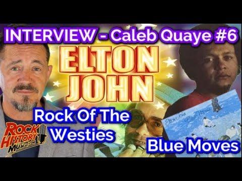 Caleb Quaye Looks Back At Elton John's Rock Of The Westies/Blue Moves Band