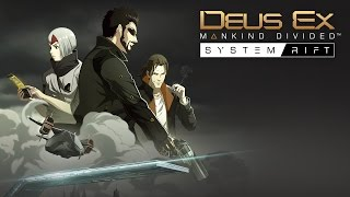 Deus Ex: Mankind Divided [Все концовки DLC
