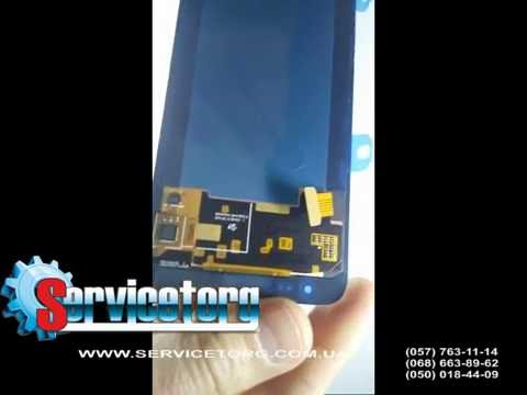 Samsung J3 2016 screen display Replacement - YouTube