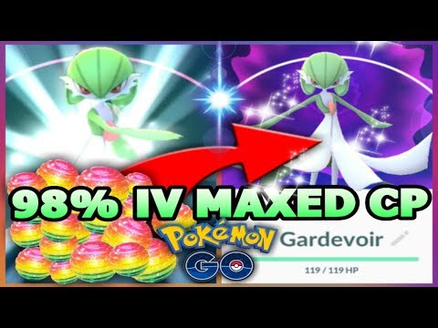 Download Youtube: POKEMON GO 98% IV GEN 3 GARDEVOIR MAXING OUT CP ALL THE WAY | GARDEVOIR GYM BATTLES