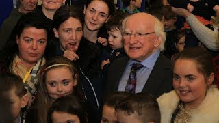 Irish Travellers Ethnicity Celebration 2018 in Dublin Ireland
