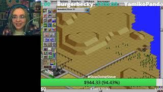 #Stop Dying Steve 2019 Charity Marathon - SimCity 2000