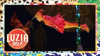LUZIAself - Hoop Diving - Episode 1 | by Cirque du Soleil