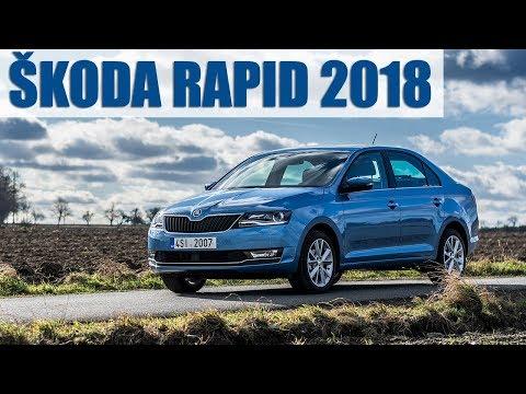 2018 Škoda Rapid 1.0 TSI, 4K POV TEST: Až nečekaně dobrý!