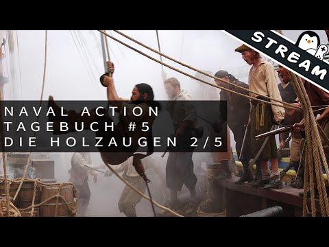 Naval Action #005 - Erst Porno dann Youtube [Let's Play|Deutsch|German]