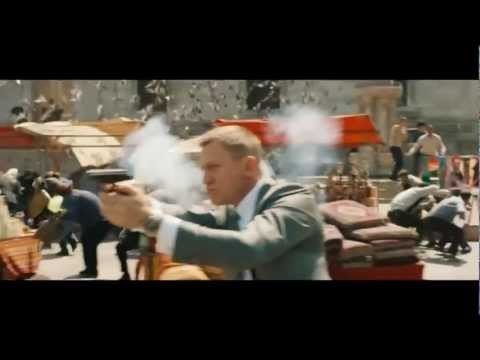 SKYFALL - James Bond 007 Theme Remix by DeWolf