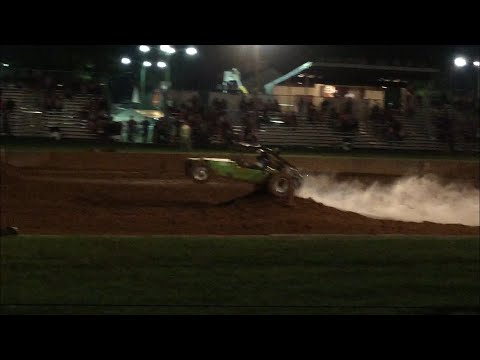 Tuff Truck Racing at 2018 Lebanon Area Fair