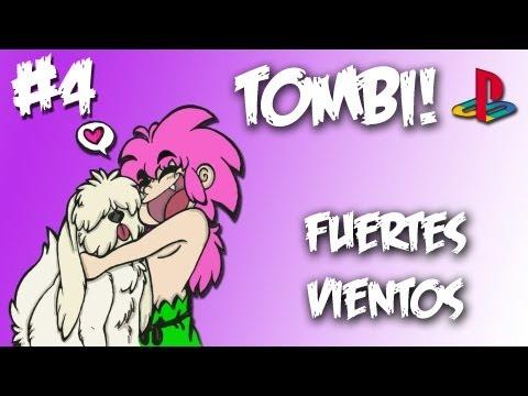 """Tombi! (PS1) - ¡Completo 100% y Comentado! (04/14) """"Fuertes vientos"""""""