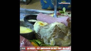 Le 18:18 - Arles : la patate, cet Américain en fait tout un plat !