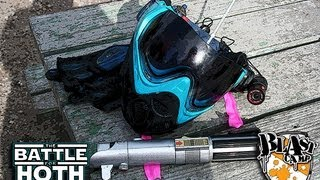 Paintball Battle For Hoth Epic Battle - Track 21