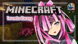 【Minecraft】World Server: Terumbu Karang【NIJISANJI ID   Derem Kado】