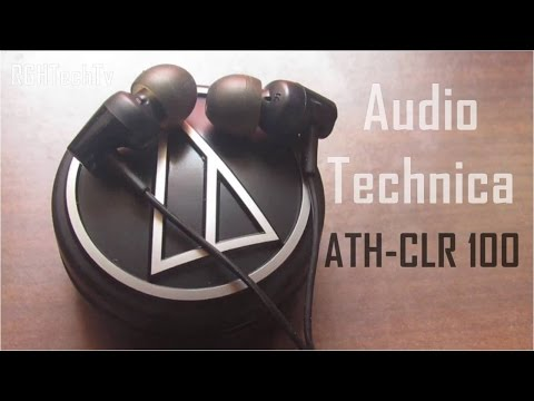 Audio Technica ATH-CLR 100 | Unboxing | Review | Best Budget Earphones