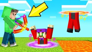 new-magic-teleport-arrows-in-minecraft-troll-people