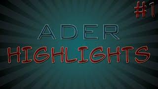 Тупой и еще тупее | Ader Highlights #1