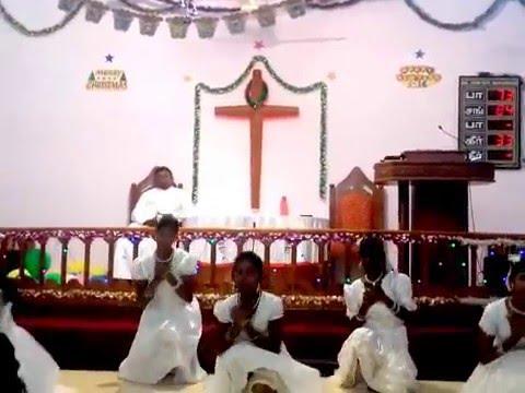 christian dance (vanthachu vanthachu christmas vanthachu)