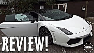 Lamborghini Gallardo LP560-4 Bicolore Videos