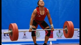 Hidilyn Diaz Wins Silver Medal in Rio Olympics watch full video now
