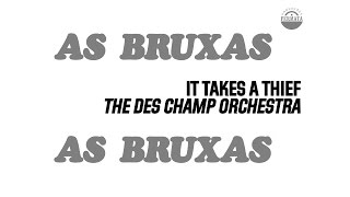 LP As Bruxas, Vol. 2 :: The Des Champ Orchestra - It Takes a Thief :: 1970