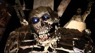 Scare Factory highlights at TransWorld Halloween show 2015