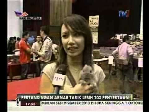 2nd UM ARBA Rabbit Show - UMEC Travel Video