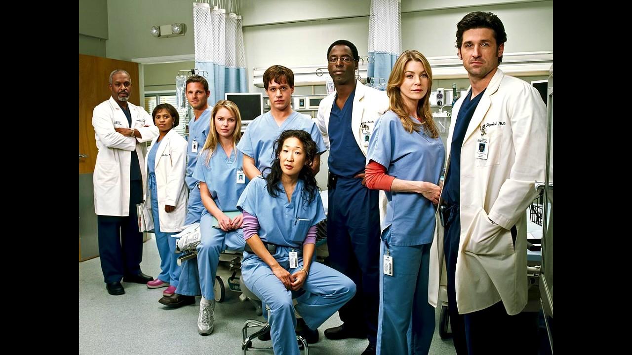 Am 60 - Big As The Sky ( Grey\'s Anatomy S01E09 ) | Tv Music - YouTube