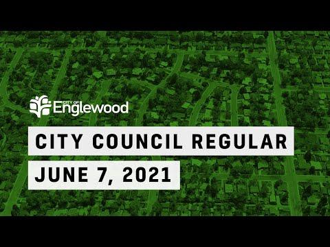 City Council Regular - 07 Jun 2021