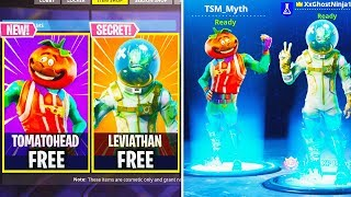 How You Get NEW SKINS FREE in Fortnite! - NEW SECRET LEGENDARY SKINS in Fortnite Battle Royale!