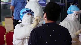 В китайском городе Циндао власти проверят на коронавирус 9 5 миллионов человек