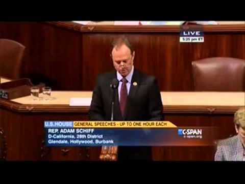 Rep. Schiff Reads 1,000 Names of the 1.5 Million Armenians Lost in the Genocide on House Floor