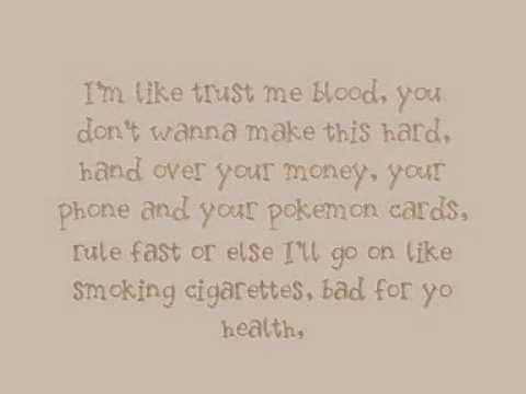 Plan B - Kidz (Lyrics)
