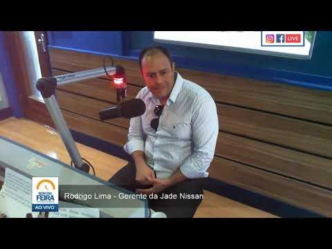 Gerente da Jade Nissan, Rodrigo Lima, fala sobre novidades do grupo