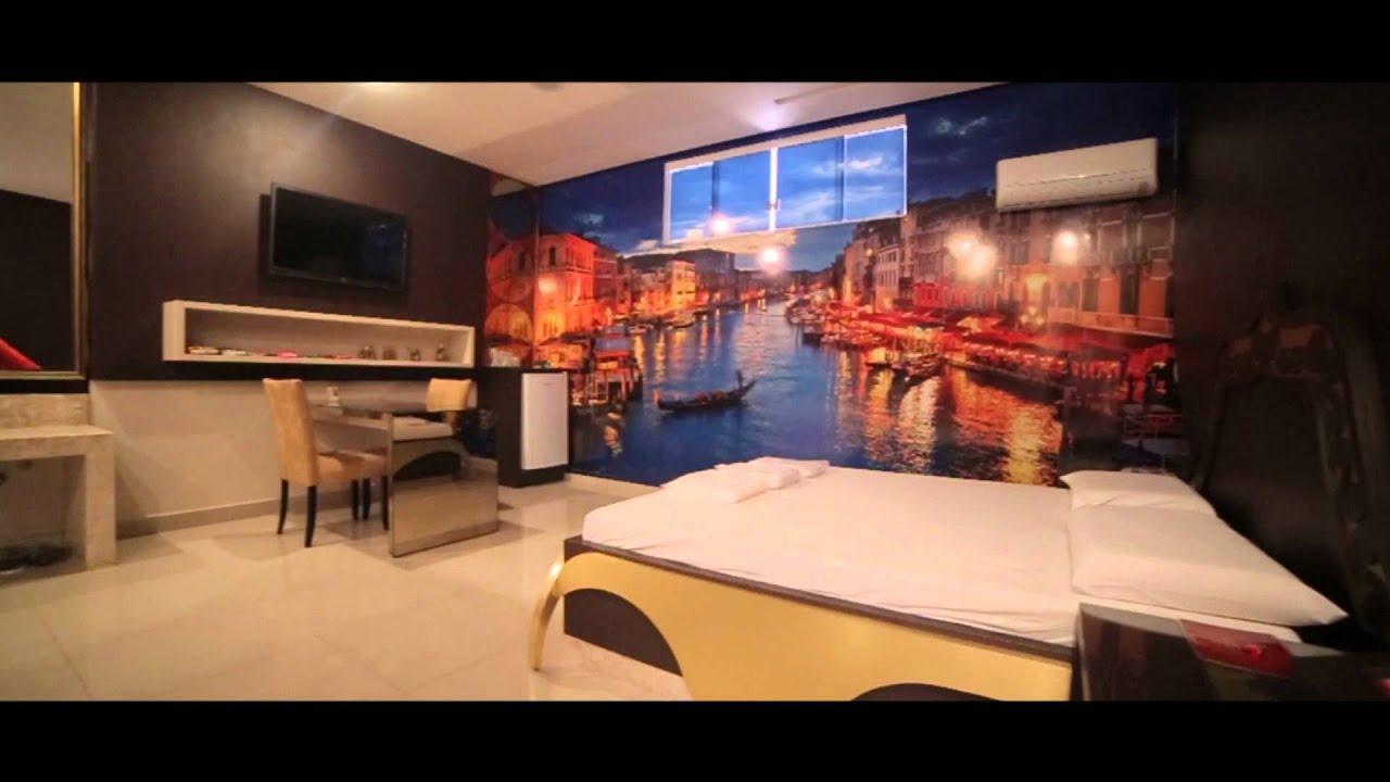 apresentação suítes motel fascinio youtube