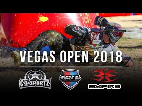 NXL Las Vegas Paintball by GI Sportz and Empire Paintball