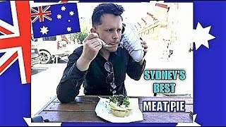 SYDNEYS BEST MEAT PIE | Get Out Of My Space FUNG BROS