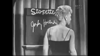 Judy Holliday on What