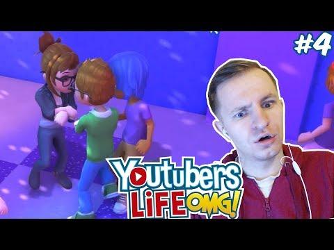БЛИЗКОЕ ЗНАКОМСТВО НА ДИСКОТЕКЕ   Youtubers Life #4