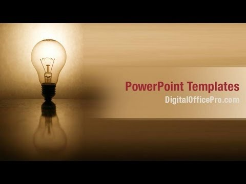 Electric bulb powerpoint template backgrounds digitalofficepro electric bulb powerpoint template backgrounds digitalofficepro 03218w toneelgroepblik