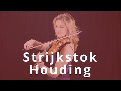 Beginnen met vioolspelen: Zo hou je je strijkstok vast