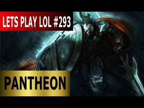 how to play pantheon top