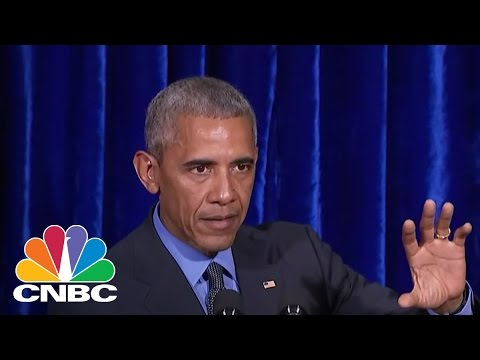 President Obama: Not Taking President Duterte Comments Personally | CNBC