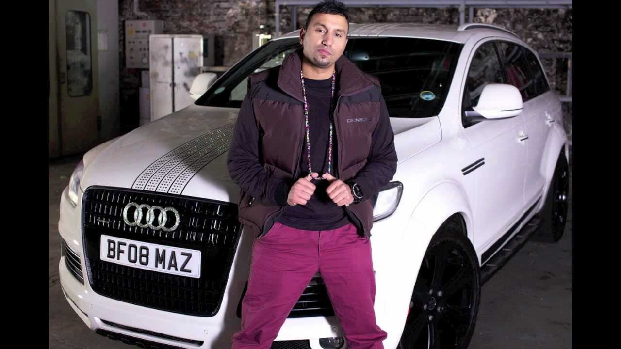 Jamaica Man dem goin sikk over Maz Bonafide's pimped Q7 - YouTube