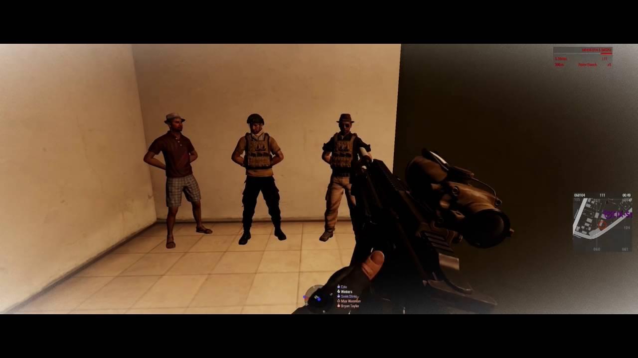 Arma 3 Mission #001 | US Op Black List (Fun Mission) | [GER/HD] |Ezio
