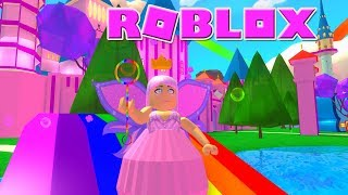 Roblox: [🏰 HOMES!] Fairy World 🧚~ New Cute Home & Cooking Class