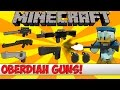 Minecraft Plugin Tutorial -  Oberdiah Guns